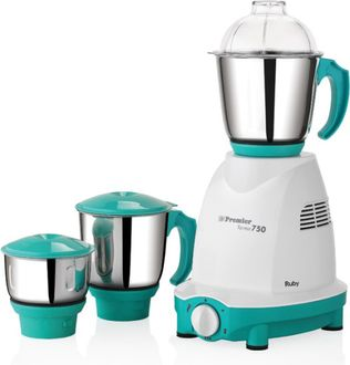 Premier Xpress Ruby KM-510 750W Mixer Grinder Price in India
