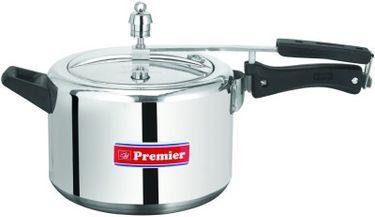 Premier Aluminium 3 L Pressure Cooker (Inner Lid) Price in India