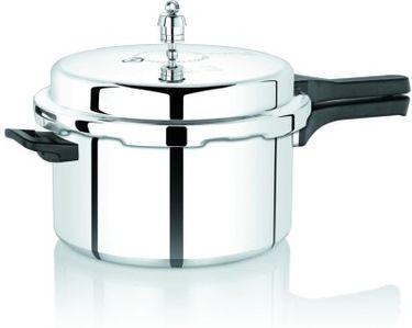 Premier Netraa Aluminium 3 L Pressure Cooker (Outer Lid) Price in India