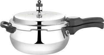 Premier Aluminium Handi 5.5 L Pressure Cooker (Outer Lid) Price in India