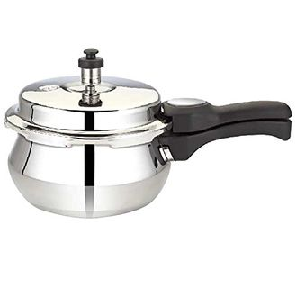 Premier Stainless Steel Handi 1.5 L Pressure Cooker (Outer Lid) Price in India