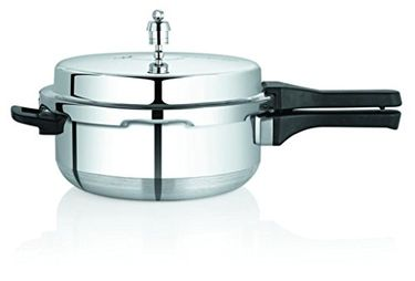 Premier Netra Aluminium Large Pan 4.5 L Pressure Cooker (Outer Lid) Price in India