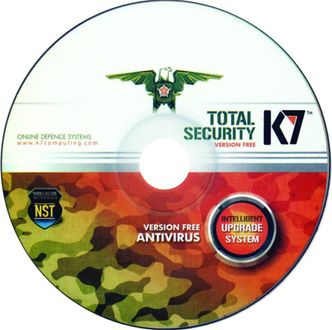 K7 Total Security 2012 1 PC 1 Year Antivirus Price in India