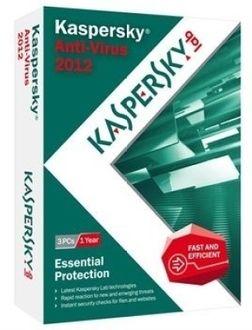 Kaspersky Anti Virus 2012 Special Edition 3 PC 1 Year Antivirus Price in India
