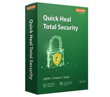 Quick Heal Internet Security 2012 2 PC 1 Year Price in India