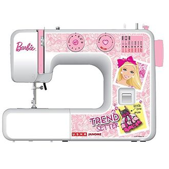 Usha Janome My Fab Barbie Electric Sewing Machine Price in India