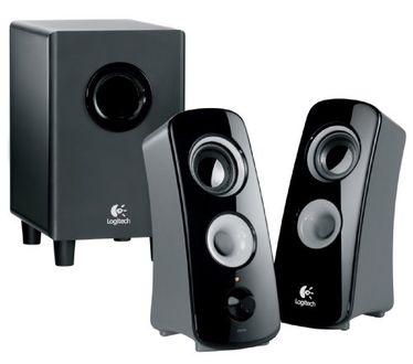 Logitech Z-323 Speaker System Price in India