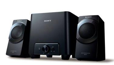 Sony SRS D4 2.1 Channel Multimedia Speaker Price in India