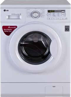 LG 6 Kg Fully Automatic Washing Machine (FH0B8NDL22) Price in India