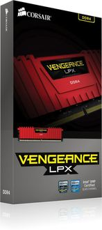 Corsair Vengeance LPX (CMK4GX4M1A2400C16R) 4GB DDR4 Desktop Ram Price in India