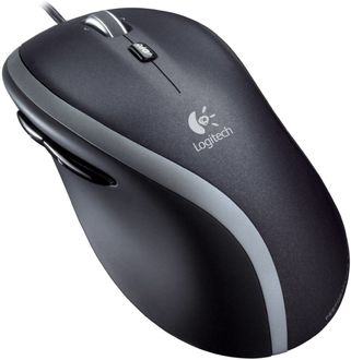 Logitech Corded (M500) USB Mouse Price in India