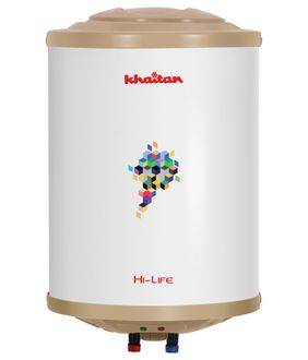 Khaitan Hi-Life 15S 15 Litres Storage Water Geyser  Price in India