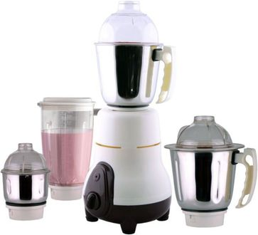 Anjalimix Euro 750W Juicer Mixer Grinder (4 Jars) Price in India