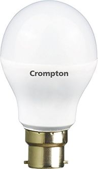 Crompton Greaves 5 W B22 LED Bulb (White, Pack of 3) Price in India