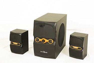 Jack Martin JM-222 2.1 Multimedia Speaker System Price in India