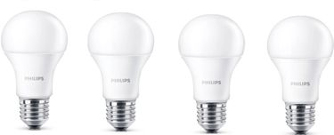 Philips Stellar Bright 14W E27 LED Bulb (Crystal White, Pack of 4) Price in India