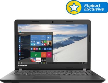 Lenovo IdeaPad 100 (80RK002UIH) Notebook Price in India