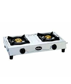 Sunflame Stainless Steel Gas Stove (2 Burner) Price in India