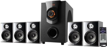 Zebronics SW6660 5.1 Multimedia Speaker Price in India