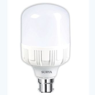 Surya 18W B22 1620L Eco LED Bulb (White) Price in India