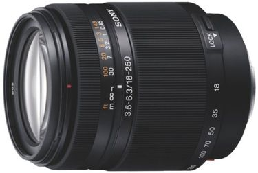 Sony DT 18-250mm f/3.5-6.3 Lens Price in India