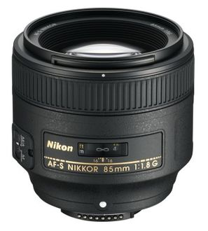 Nikon AF-S Nikkor 85mm f/1.8G Lens Price in India
