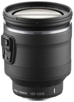 Nikon 1 Nikkor VR 10-100mm f/4.5-5.6 PD-ZOOM Lens Price in India