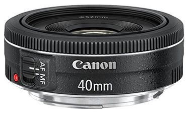 Canon EF 40mm f/2.8 STM Lens Price in India