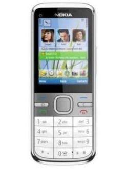 Nokia C5 Price in India