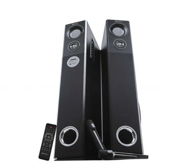 Zebronics ZEB-BT8500RUCF Tower Speaker Price in India