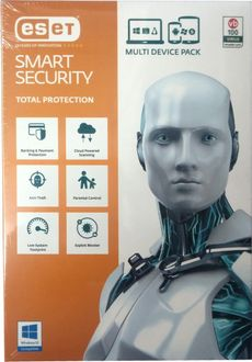 Eset Smart Security 2016 1PC 1Year Price in India