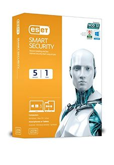 Eset Smart Security 2016 5 PC 1 Year Price in India