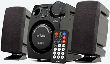 Intex IT-881U 2.1 Multimedia Speaker Price in India