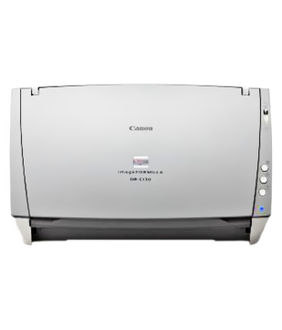 Canon DR C-130 Colored Scanner Price in India