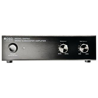 OSD Audio SMP60 100W Subwoofer Amplifier Price in India