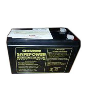 Exide Chloride SMF 12V 7Ah Battery Price in India