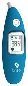 Kinsa KET-001 Smart Ear Thermometer Price in India