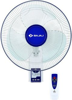 Bajaj Victor VW-R01 3 Blade (400mm) Wall Fan Price in India