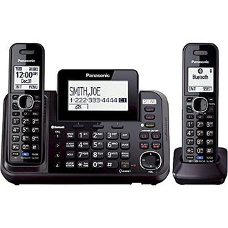 Panasonic KX-TG9542 Dect 6.0 Dual Cordless Landline Telephone Price in India