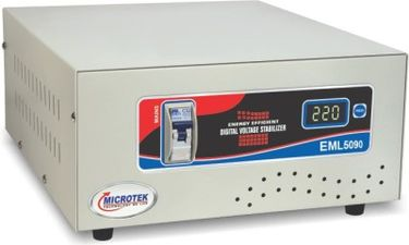 Microtek EML5090 Digital Voltage Stabilizer Price in India