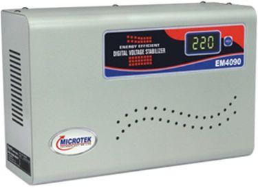 Microtek EM4090 AC Digital Voltage Stabilizer Price in India