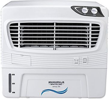 Maharaja Whiteline Arrow Dlx CO-124 50 Litres Air Cooler Price in India