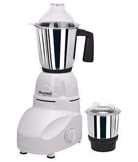 Sumeet Traditional Bhandabi 550W Mixer Grinder (2 Jars) Price in India