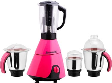Anjalimix Insta Grey 750W Mixer Grinder (4 Jars) Price in India