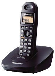 Panasonic KX-TG3615BX Cordless Landline Phone Price in India