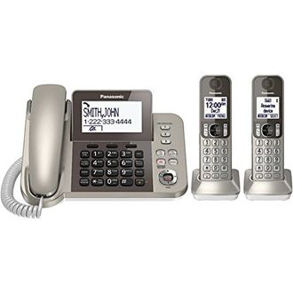 Panasonic KX-TGF352N Dect Cordless Landline Telephone Price in India