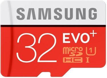 Samsung EVO Plus 32GB MicroSDHC Class 10 (80MB/s) Memory Card Price in India