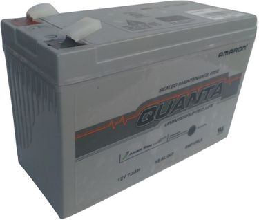 Amaron 12V 007 AH SMF Battery for UPS Price in India