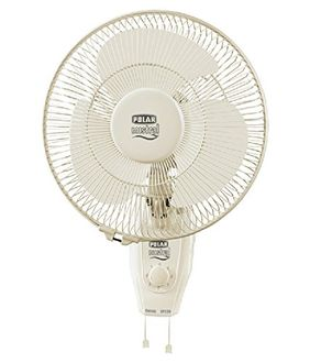 Polar Mistral Electric Osc 3 Blade (400mm) Pedestal Fan Price in India