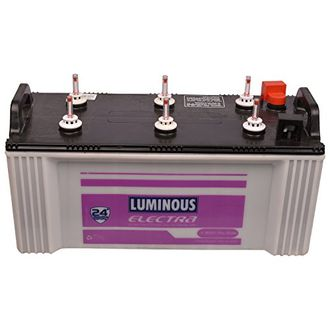 Luminous LE I9000 Plus 155 AH Flat Plate Inverter Battery Price in India